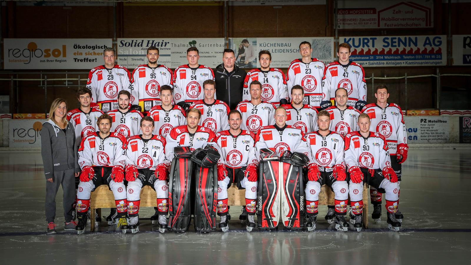 1. Mannschaft Saison 2015 / 2016