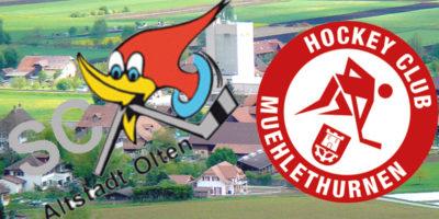 Vorbereitungsspiel SC Altstadt Olten vs. HC Mühlethurnen