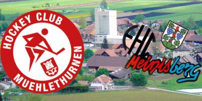 Titelbild Vorbereitungsspiel HC Mühlethurnen - EHC Meinisberg