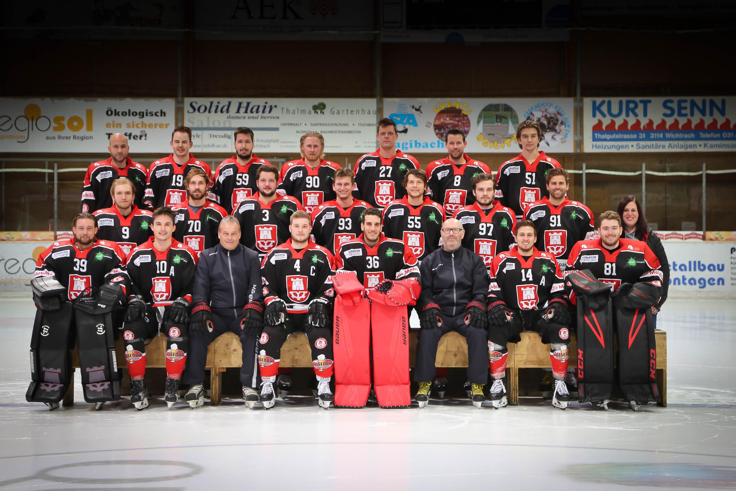 Teamfoto 1. Mannschaft